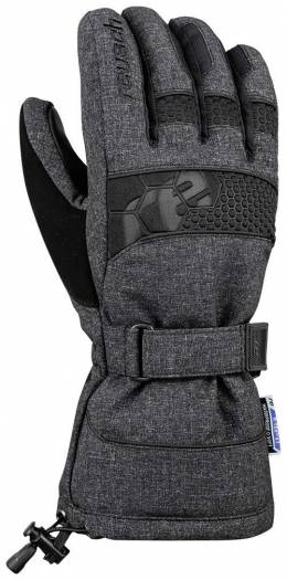 Перчатки 18-19 Connor R-Tex XT Black/Black Melange Reusch