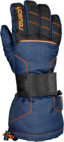 Перчатки с защитой Reush 17-18 Baseplate R-Tex XT Dress Blue Reusch