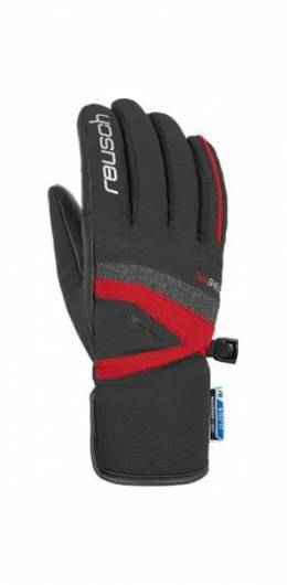 Перчатки Micky R-Tex XT Black/Cherry Reusch
