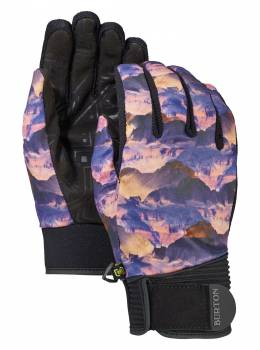 Перчатки Burton Wb Women's Park Glove Black/Purple