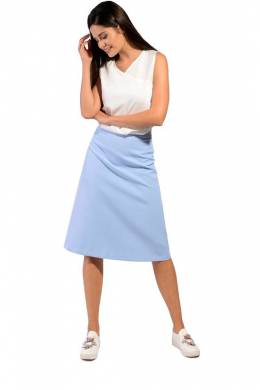 Skirt Kabelle KB190_LIGHT_BLUE