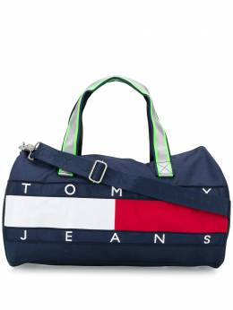 Tommy Jeans logo embroidered holdall AM0AM05539