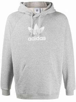 Adidas front logo hoodie FM9912