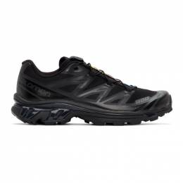 Salomon Black Limited Edition XT-6 ADV Sneakers 410866