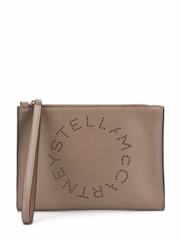 Stella Mccartney клатч Stella Logo 502892W8542