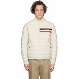 Moncler Off-White Down Yeres Jacket 1A527005396F211