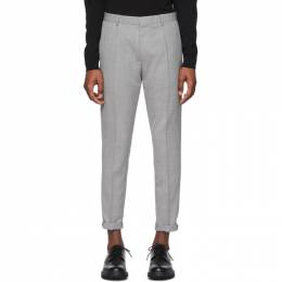 Hugo Hugo Boss Grey Hendris Trousers 50428079