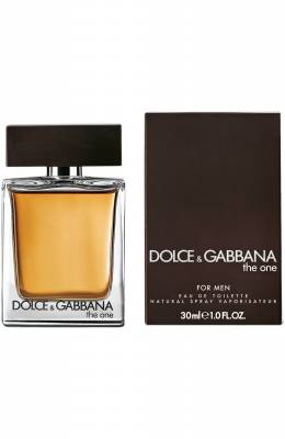 Туалетная вода Dolce&Gabbana The One For Men Dolce and Gabbana 737052036625