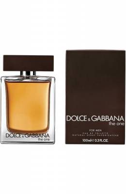 Туалетная вода Dolce&Gabbana The One For Men Dolce and Gabbana 737052036649