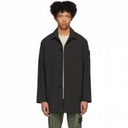 Stone Island Black Ghost Mac Coat 7215709F1