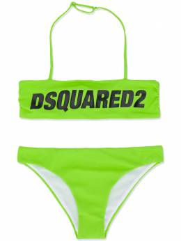 Dsquared2 Kids бикини с логотипом DQ040UD000V