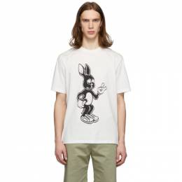 Paul Smith White Rabbit T-Shirt M1R-919T-AP1794
