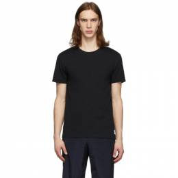 Paul Smith Black Contrast Stitch T-Shirt M1A-591B-AU278