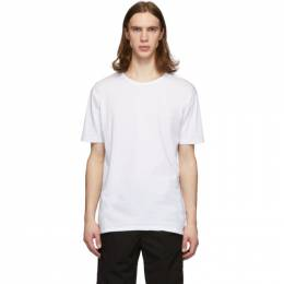 Paul Smith Two-Pack White and Black Cotton T-Shirt M1A/537E/A2PCK
