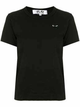 Comme des Garcons Play heart embroidered slim fit T-shirt AZT063051