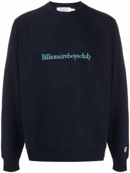 свитер с вышитым логотипом Billionaire Boys Club B20120