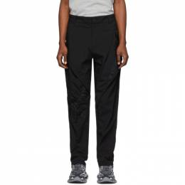 A-Cold-Wall Black Lead Contortion Trousers ACWMB009WHL