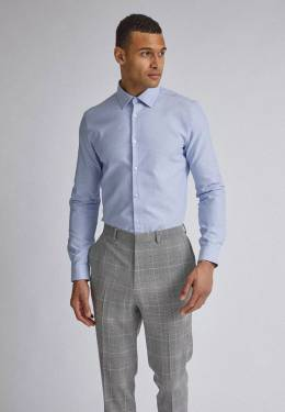 Рубашка Burton Menswear London 19F11QBLU