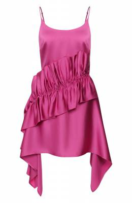 Платье Christopher Kane RE20 DR3335 HEAVY SLINKY SATIN