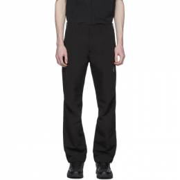 A-Cold-Wall Black Ripstop Tailored Trousers ACWMR003WHL