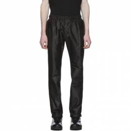 1017 Alyx 9Sm Black Perforated Trousers AAMPA0107FA01BLK0001