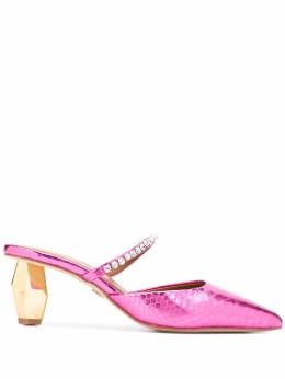 Kurt Geiger London KGSDANIA LEATHER PINKLEA THER Leather/Fur/Exotic Skins->Leather Kurt Geiger London