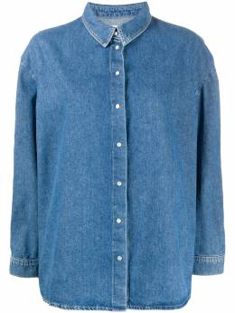 BA&SH Ivona denim shirt 1E20IVON