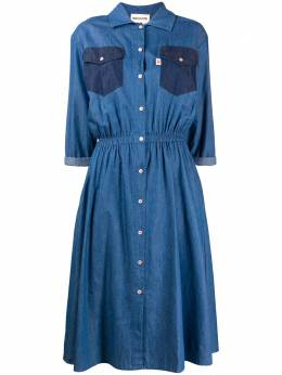 Semicouture denim shirt dress S0SY30