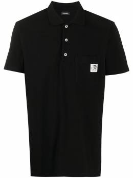 Diesel mohawk patch polo shirt 00SEFP0HAXR