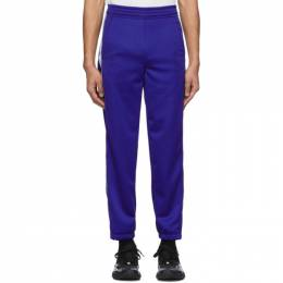 Neil Barrett Blue Suiting Lounge Pants BJP201AV N509