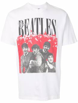 Fake Alpha Vintage The Beatles print T-shirt TS0173