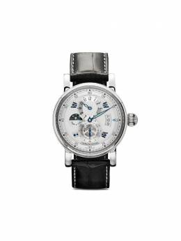 Наручные часы Flying Regulator Night and Day 41 мм 8763SISI Chronoswiss