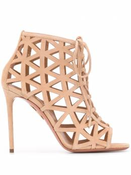 Aquazzura босоножки Graphiste 105 GPHHIGB0SUE000