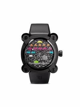 Наручные часы Moon Invader Space Invaders Pop 46 мм RJMAUIN00613 RJ Watches