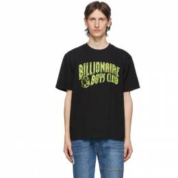 Black Arch Logo T-Shirt Billionaire Boys Club B20264
