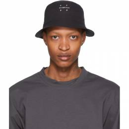 Black Pop MTRGYM Bucket Hat Minotaur 2001POP06