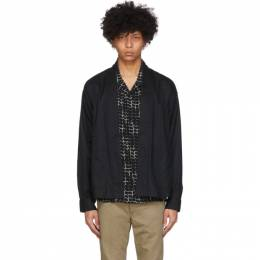 Visvim Black Lhamo Shirt 0120105011012