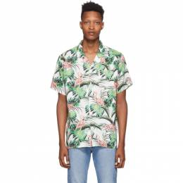 Levi's Multicolor Flamingo Print Shirt 72625-0014