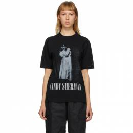 Undercover Black Cindy Sherman Edition Scared Girl T-Shirt UCY3817