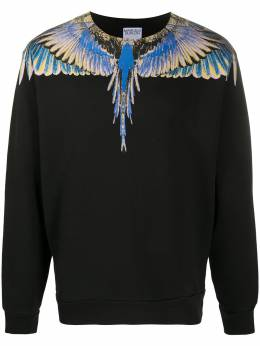 Marcelo Burlon County Of Milan толстовка Wings CMBA009E20FLE0011030