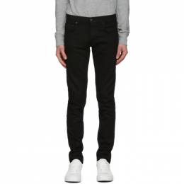 Rag & Bone Black Fit 1 Jeans M1224K302