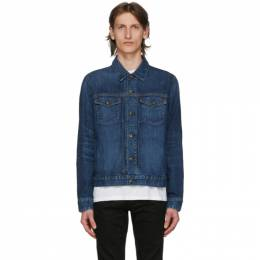 Rag & Bone Indigo Definitive Denim Jacket MED19F1418K1TH-THROOP