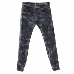 Fear Of God Black Holy Water Denim Slim Fit Selvedge Jeans M 291668