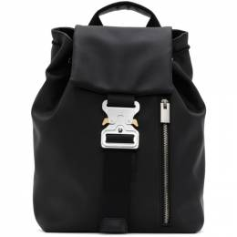 1017 Alyx 9Sm Black Tank Backpack AAUBA00020FA02.F20
