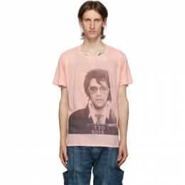 R13 Pink Elvis T-70 Boy T-Shirt R13W7706-14