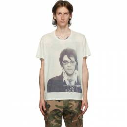 R13 Off-White Elvis T-70 Boy T-Shirt R13W7706-43