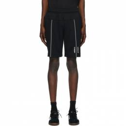 Adidas Originals Black Crew Shorts GD9317