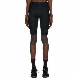Adidas Originals Black Alphaskin Sport Tight Shorts CF7299