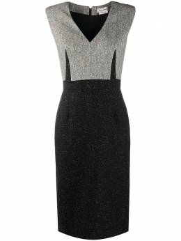 Alexander McQueen	 Donegal shift dress 627611QJABG