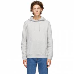 Norse Projects Grey Vagn Classic Hoodie N20-0262